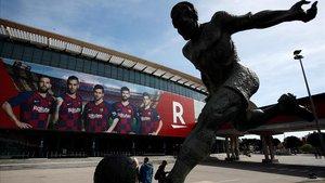 El Barça donarà 30.000 mascaretes a Salut