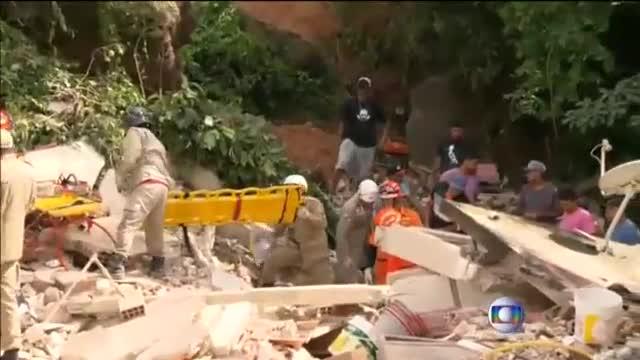 La zona donde ha ocurrido estaba en alerta por fuertes lluvias. El número de muertos ha ascendido a 14.