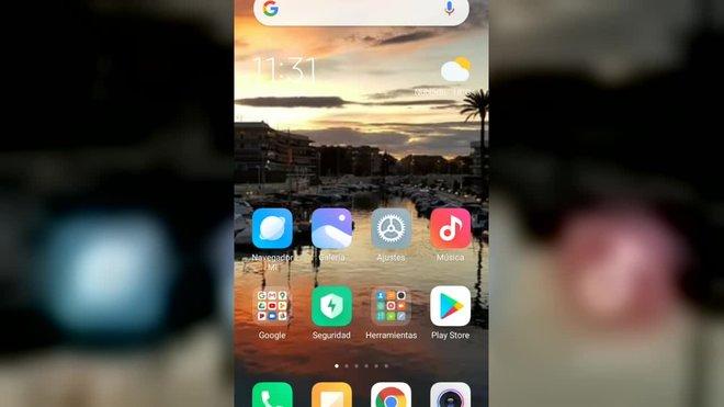 Que tu móvil muestre ya una opción de notificación de exposiciones al COVID-19 es normal.
