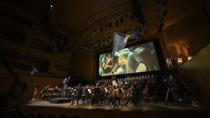 'Novena Sinfonía' de Beethoven con la OBC y Agrupación Señor Serrano