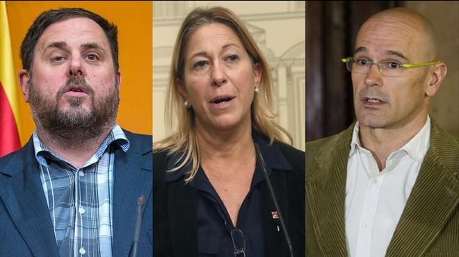Oriol Junqueras será el único vicepresidente del nuevo Govern