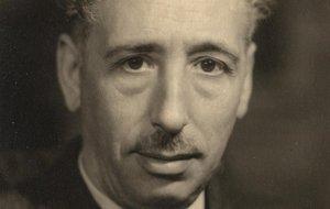El president Lluís Companys.