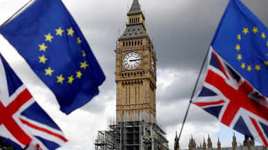 El número de inmigrantes europeos en el Reino Unido cae a su nivel más bajo en cuatro años