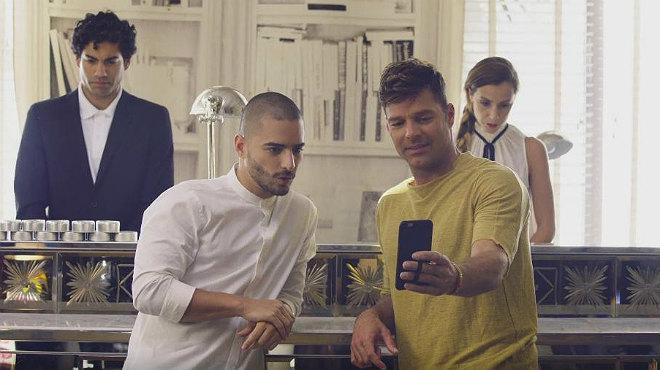 Ricky Martin presenta su nuevo videoclip junto a Maluma
