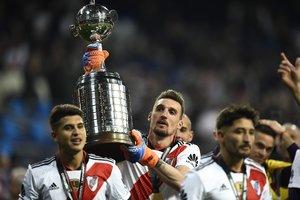 River Plate se coronó campeón de la Copa Libertadores 2018.