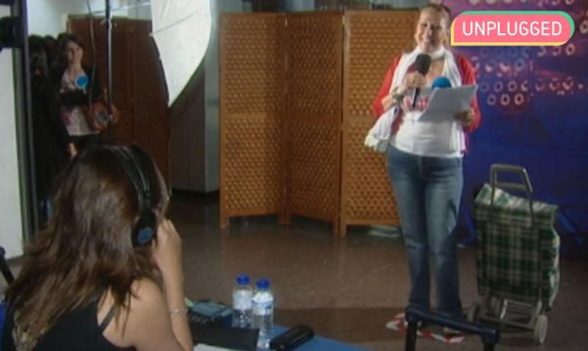Rosa Benito quiso entrar en 'OT': así fue su casting frente a Noemí Galera