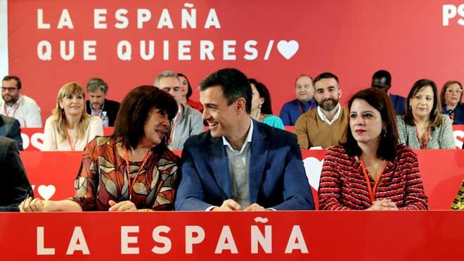 Sánchez asegura que no habrá independencia de Catalunya bajo el PSOE.