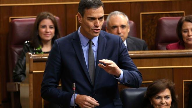 Sánchez, sobre la prohibición de los vehículos de combustión: Hay que ser valientes.