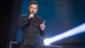 Rusia confía de nuevo en Sergey Lazarev para Eurovisión tras quedar tercero hace tres años