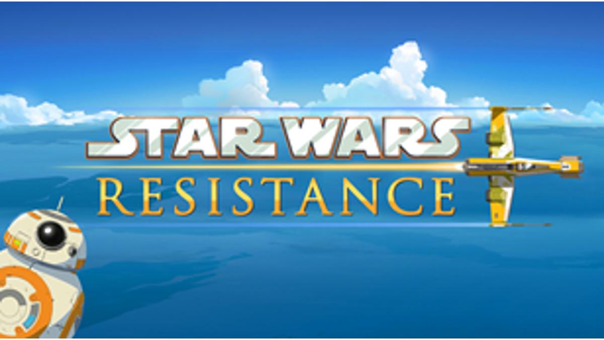 Una imagen de Star Wars Resistance.