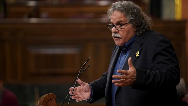 """Tardá pide """"diálogo"""" y cree que """"aún estamos a tiempo"""" para buscar una solución en Catalunya."""