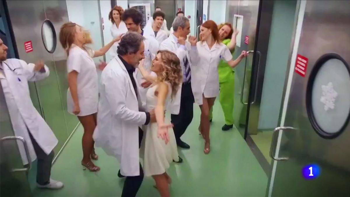 Indignació contra TVE per mostrar infermeres sexis a 'Telepasión'