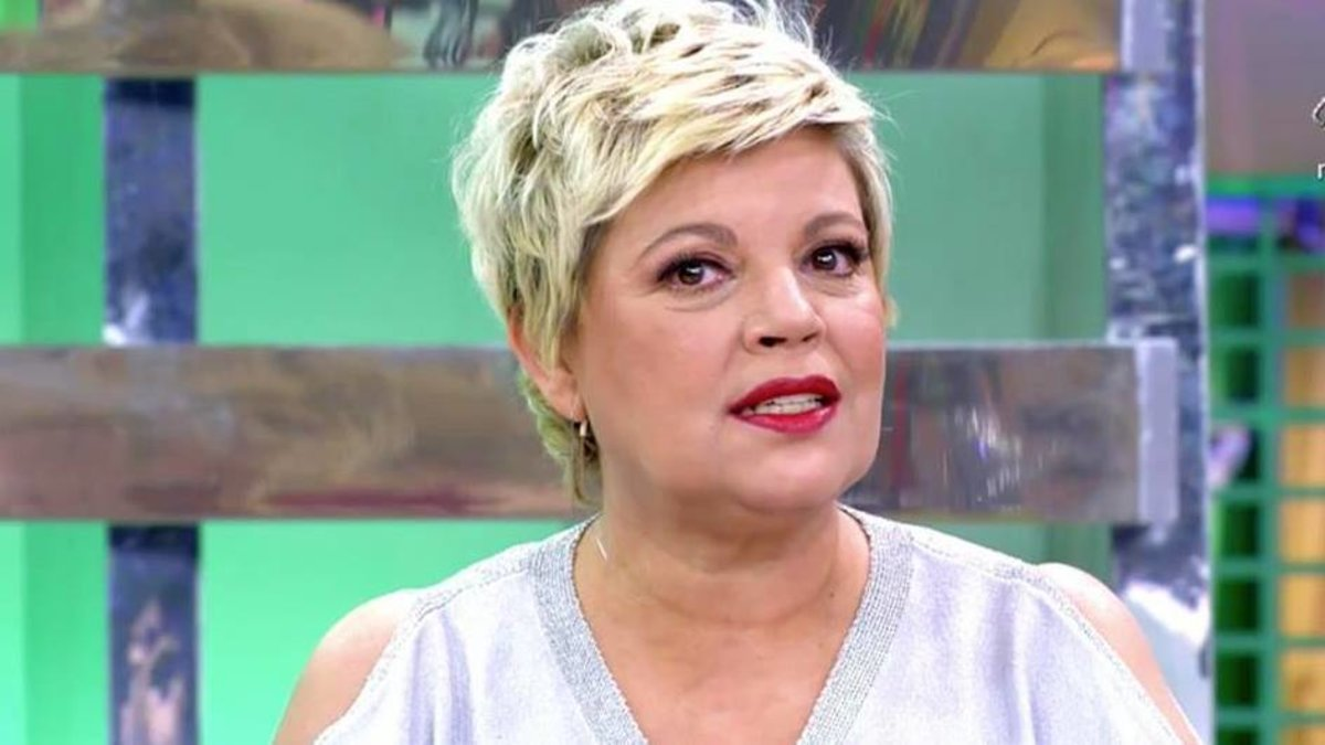 Terelu Campos abandona definitivamente 'Sálvame' tras nueve años