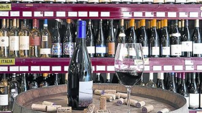 El vino es un gran regalo