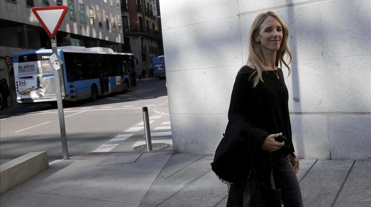 Cayetana Álvarez de Toledo serà la número u del PP per Barcelona