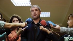 Sordo demana als funcionaris catalans que compleixin amb la llei davant l'aplicació del 155