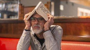 El médico de familia Enrique Gavilán, autor del libro 'Cuando ya no puedes más' (Anaconda Editions).