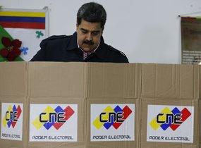 Esta victoria era previsible ante la ausencia en las elecciones de las principales fuerzas opositoras.