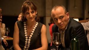 Malena Alterio y Javier Gutiérrez son Nuria y Jesús en Vergüenza.