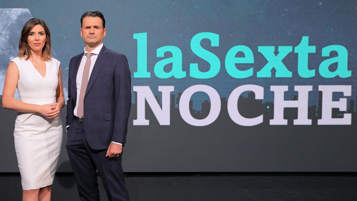 La ministra Maria Jesús Montero y Pablo Carbonell, invitados en 'LaSexta Noche'