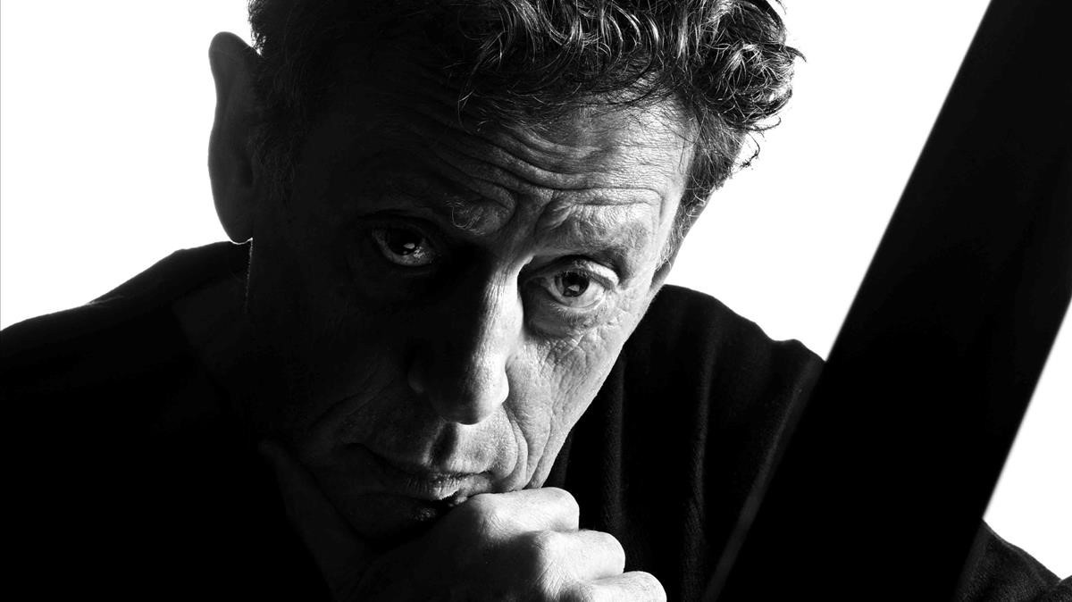 Philip Glass, compositor invitado.