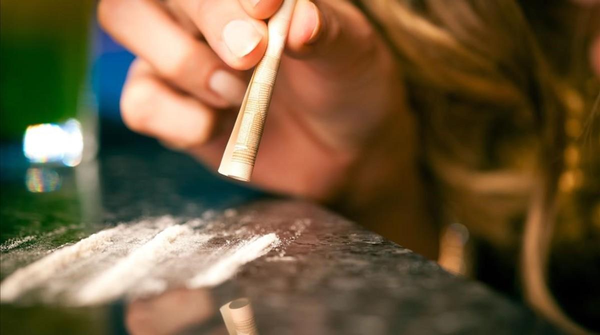 Detinguda una espanyola a Colòmbia quan volia viatjar amb cocaïna