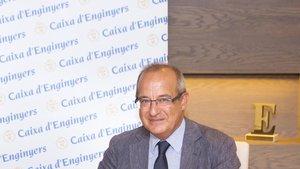 Joan Cavallé, director general de Caixa d'Enginyers.
