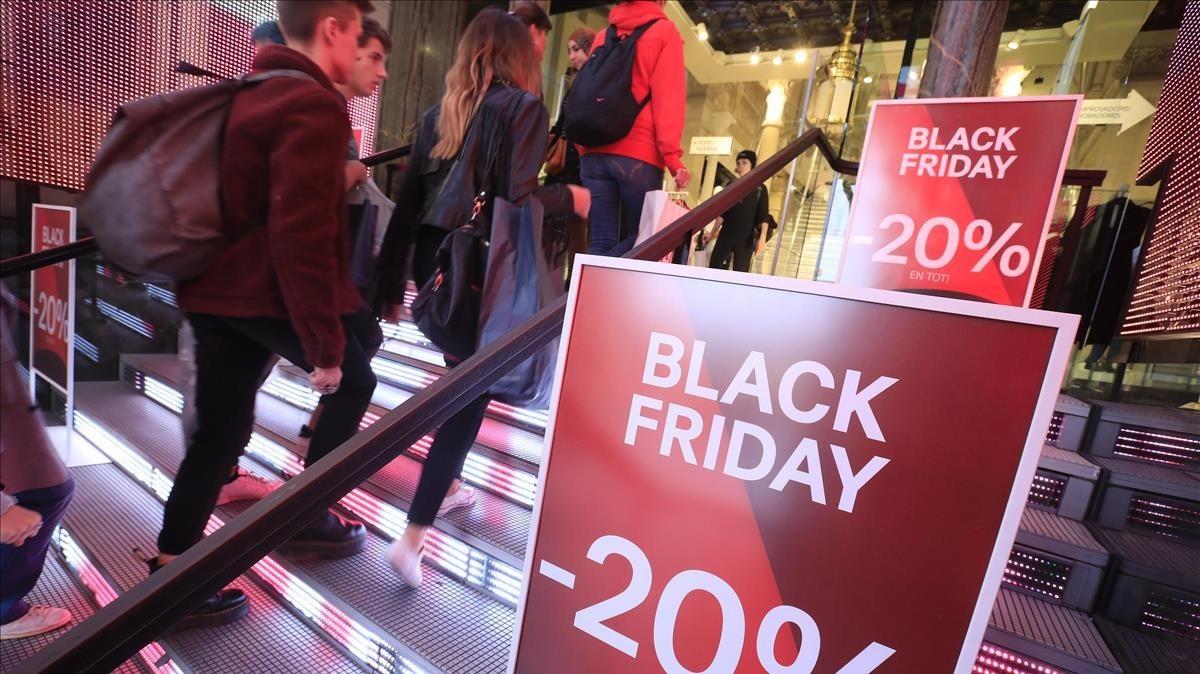 El comerç de proximitat s'afegeix també al Black Friday