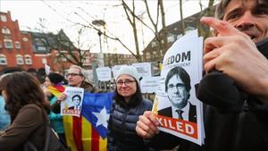 El Comitè de Drets Humans de l'ONU accepta la demanda de Puigdemont