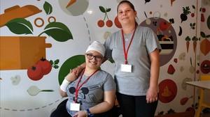 "Ángela Fragoso i Judith: ""Vam estar cinc anys tancades a casa"""