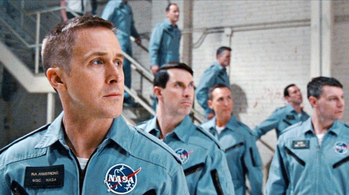 Neil Armstrong: l'astronauta trist