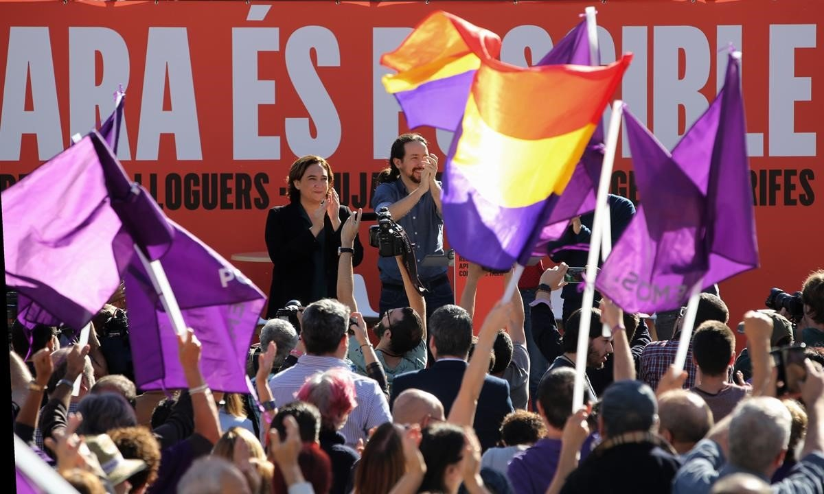 Iglesias avisa PSOE, ERC i PDECat: sense cessions Espanya pot ser una altra Turquia
