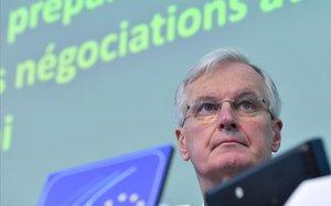 """Barnier demana un """"esdeveniment nou"""" a May abans de prorrogar el 'brexit'"""