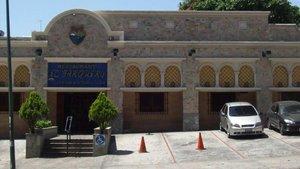 RestauranteEl Barquerode Caracas (Venezuela).