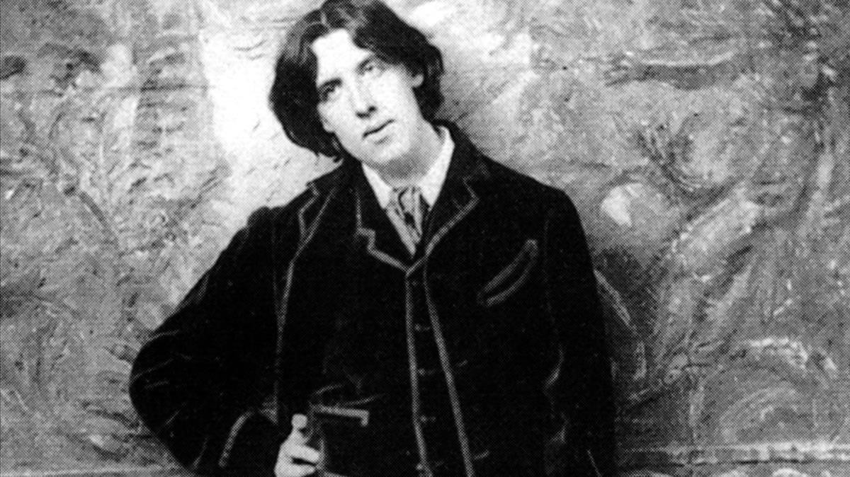 Oscar Wilde o la cua del paó