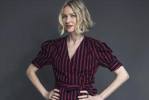 Naomi Watts, en Nueva York, este mes de junio.