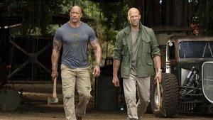 Dwyane Johnson i Jason Statham: mascles alfa del cine d'acció