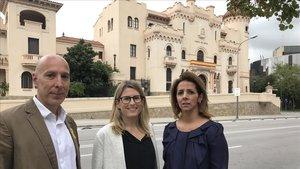 Les Corts reclama dedicar la caserna del Bruc a equipaments universitaris i veïnals