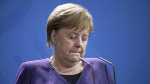 Optimisme a Alemanya sobre Merkel, en quarantena preventiva per coronavirus