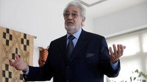 Espanya esborra Plácido Domingo dels escenaris