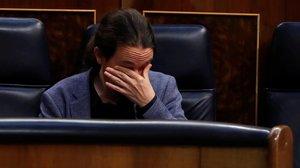 El jutge retira a Pablo Iglesias la seva condició de perjudicat en el 'cas Villarejo'