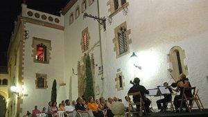Sitges organitza 'Imprescindibles', un cicle de concerts a l'aire lliure amb artistes locals