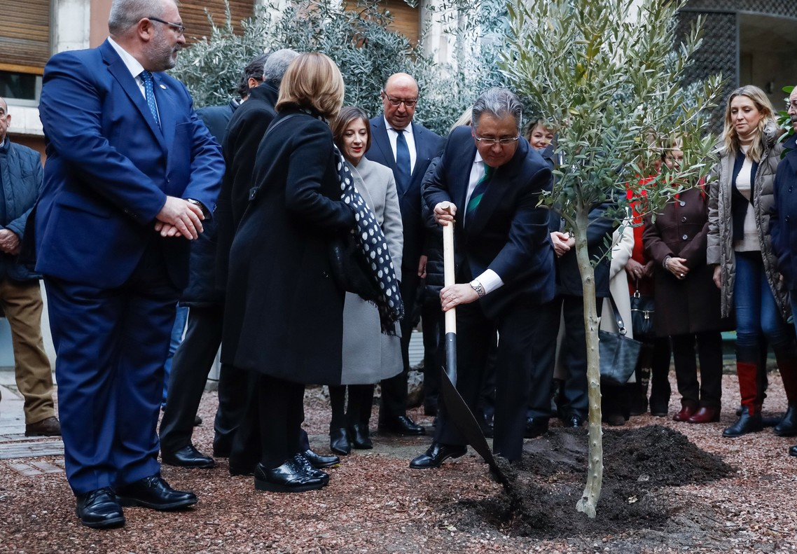 El ministro del Interior Juan Ignacio Zoido en el acto de homenaje a las víctimas 11-M.