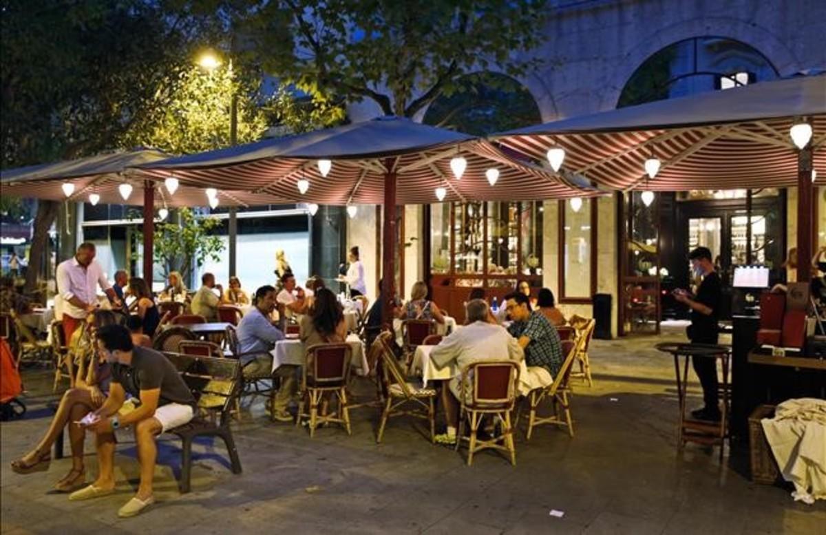 ¿Què opines sobre la convivència entre terrasses i veïns a Barcelona?