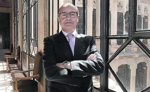 Jesús María Barrientos, presidente del TSJC, en mayo del año pasado.
