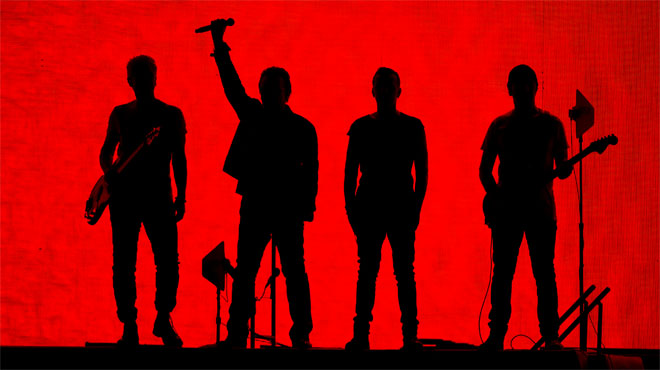 U2 reviu la seva èpica a lEstadi