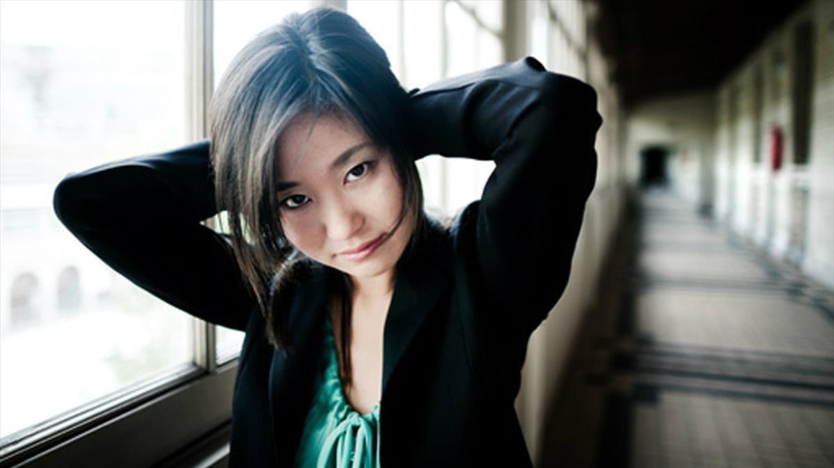 La joven violinista Sayaha Shoji de gira por Catalunya.
