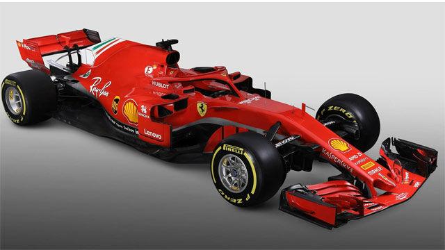 Ferrari ha presentado el SF71H