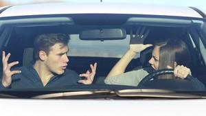 Discutir al volante