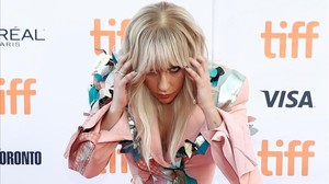 Lady Gaga posa en el Festival de Cine de Toronto, el pasado 8 de septiembre.